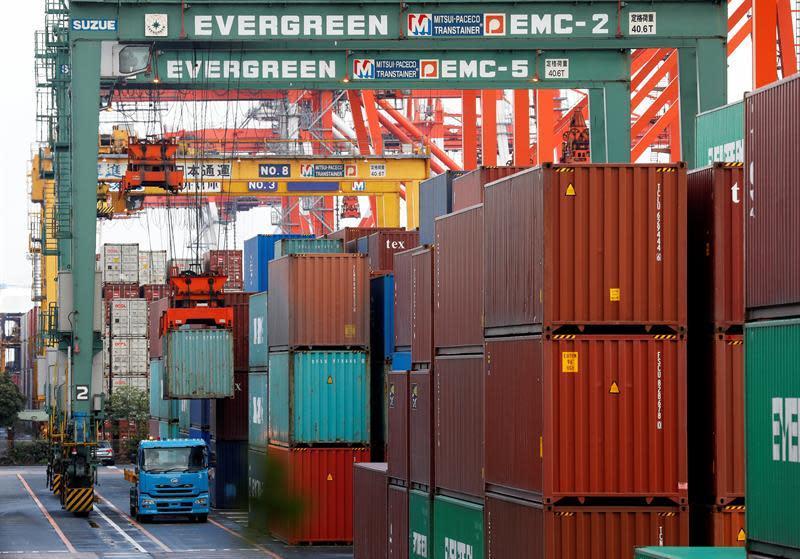 Japón alcanza en agosto un superávit comercial de 3.393 millones de euros