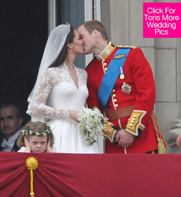 Relive Prince William & Kate Middleton's Wedding One Year Later