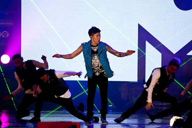 Jay Park at MTV World Stage