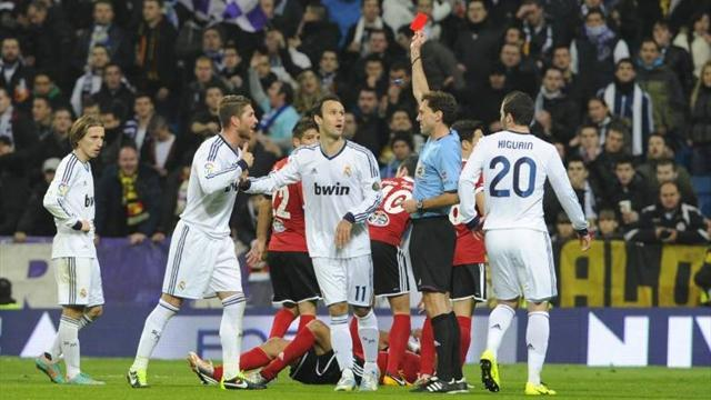 Spanish Liga - Real defender Sergio Ramos hit with five-match ban