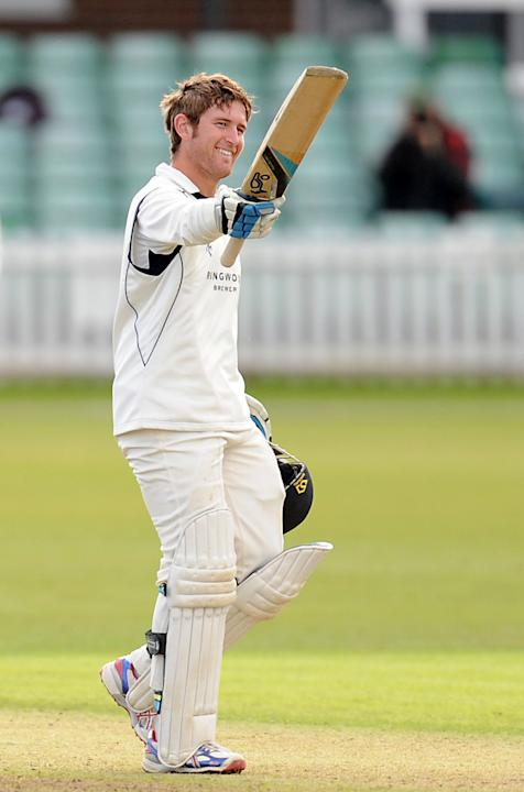 Cricket - LV= County Championship - Division Two - Leicestershire v Hampshire - Day Two - Grace Road