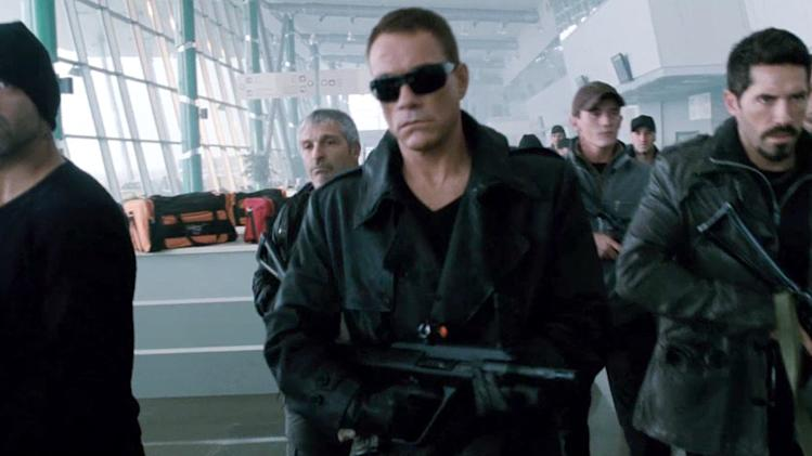 Summers Breakout Stars, The Expendables 2, Jean Claude Van Damme