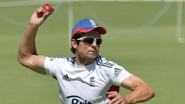 Cricket - Cook still up for the challenge
