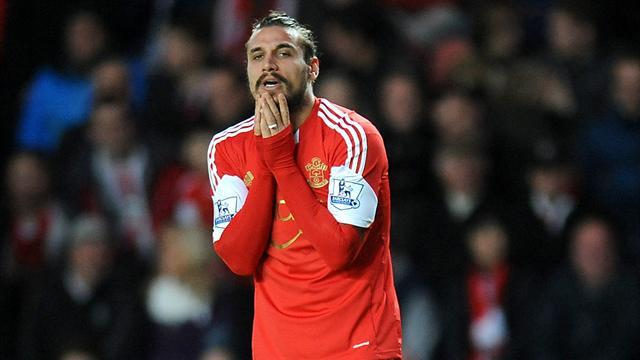 Premier League - Suspended Osvaldo's future still uncertain