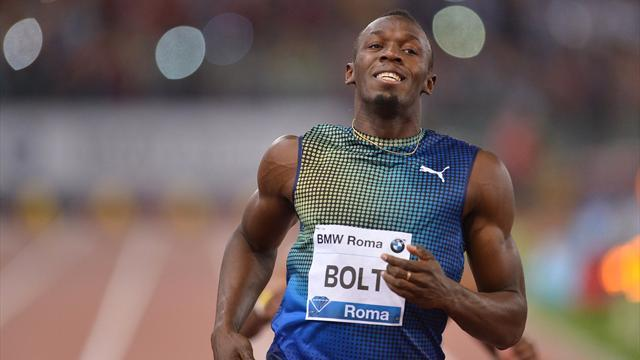 World Athletics Championships - No jumping the gun for Bolt in Moscow