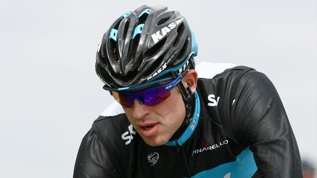 Cycling - Injury blow for Team Sky's Stannard