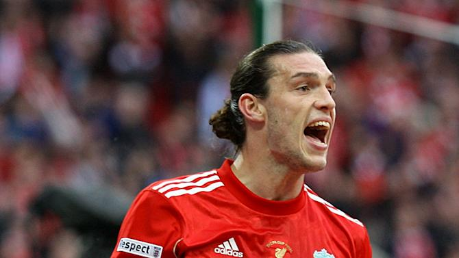 Andy Carroll is at the centre of speculation that he may return to Newcastle
