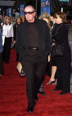Premiere: James Garner at the LA premiere of Divine Secrets of the Ya Ya Sisterhood - 6/3/2002