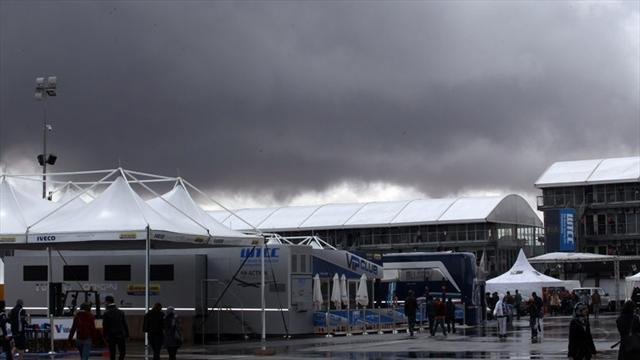 WTCC - Morocco test cancelled due to weather