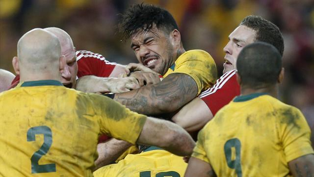 Four-Nations - McKenzie: Wallabies can win the Bledisloe back