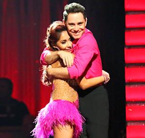"Snooki Eliminated on Dancing with the Stars, Bursts Into Tears: ""I Don't Want to Go"""