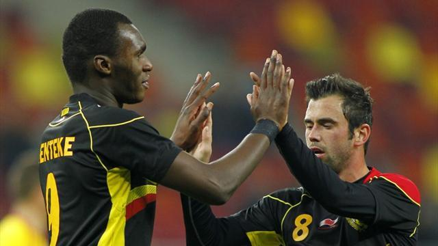 International friendlies - Belgium v Colombia: LIVE