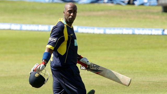 County - Carberry makes hay as Hampshire beat Kent