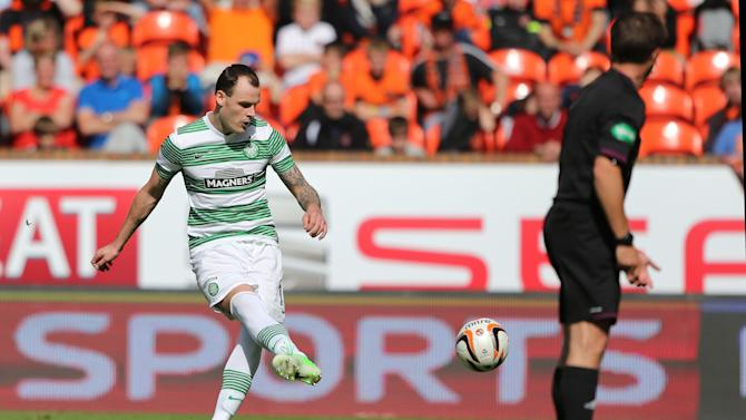 Soccer - Scottish Premiership - Dundee United v Celtic - Tannadice Park