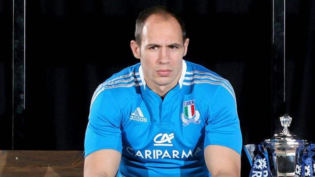 Six Nations - Italy work on assumption Parisse will be banned