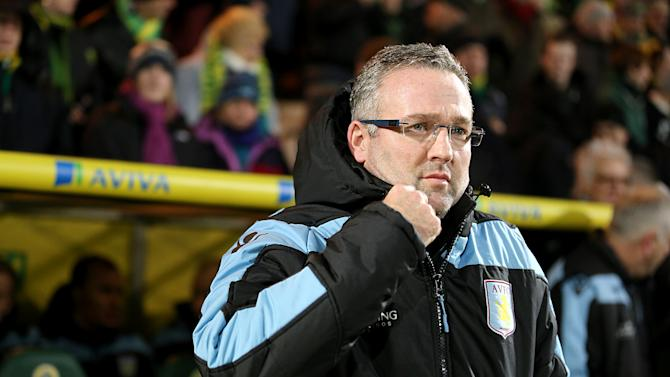 Paul Lambert's Aston Villa side are within touching distance of a place in the final