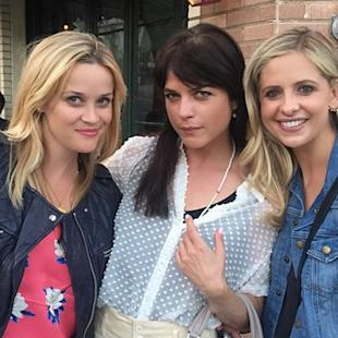 Reese Witherspoon, Selma Blair, Sarah Michelle Gellar Hold 'Cruel Intentions' Girls Night Out (Photos)