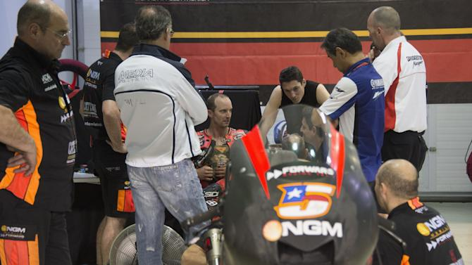MotoGP Tests in Losail - Day Three