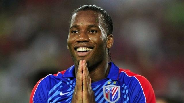 Champions League - Galatasaray confirm Drogba coup