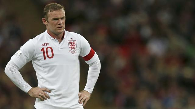 Cleverley backs 'fiery' Rooney for England captaincy
