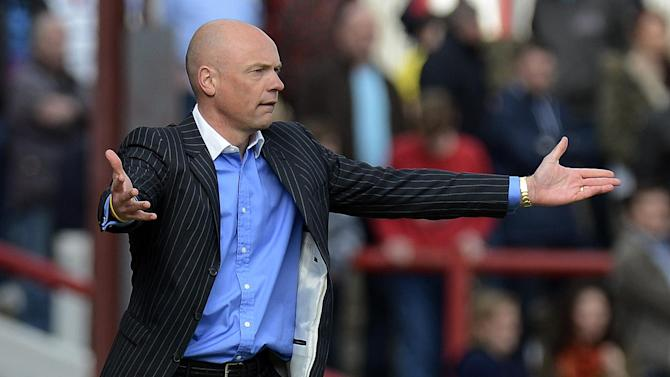 Uwe Rosler has called for improvement in his Brentford ranks