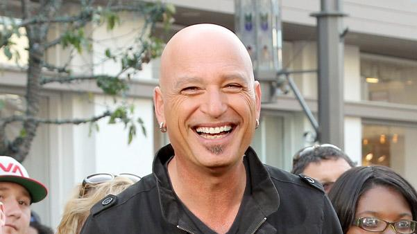 Howie Mandel Extra At The Grove