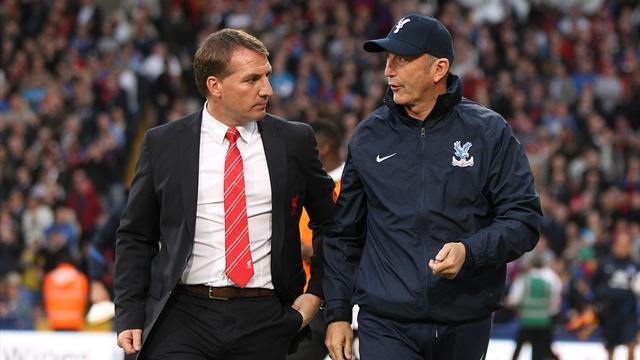 Premier League - Rodgers, Pulis honoured with managerial awards