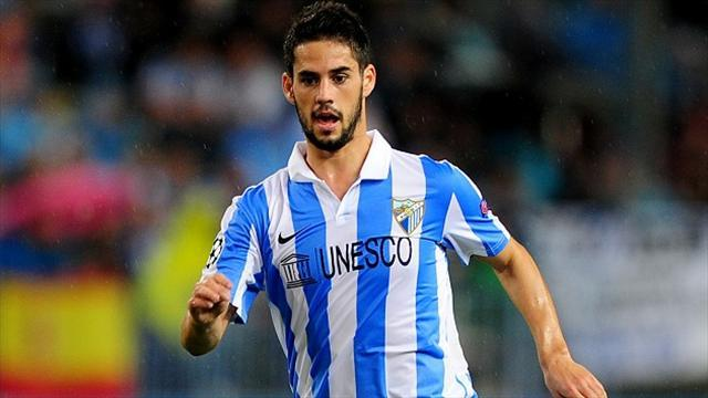 Liga - Transfer round-up: Malaga 'don't need to sell' Isco