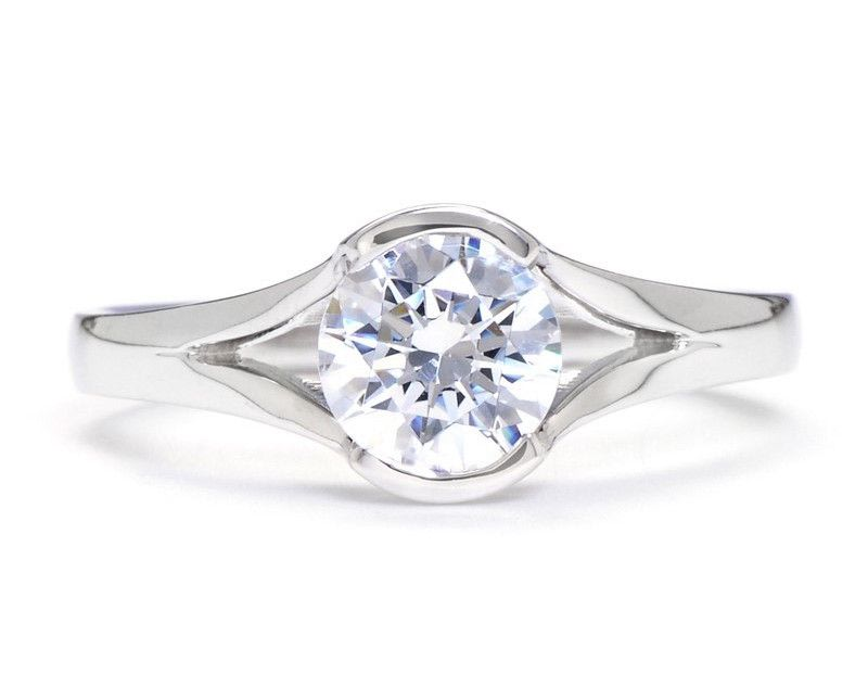 Where to Shop for Unique Inexpensive Engagement Rings Yahoo