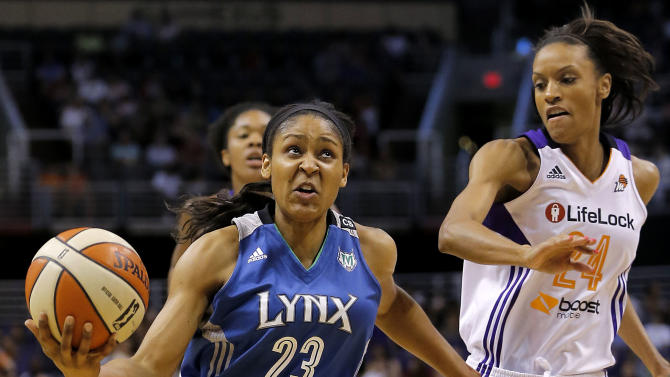 Lynx Mercury Basketball
