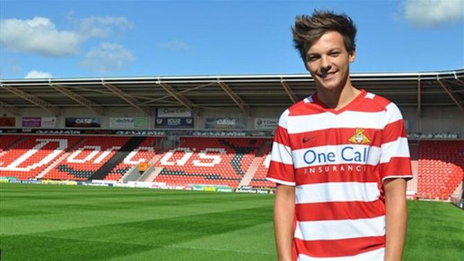 Football - One Direction star in talks to buy Doncaster Rovers