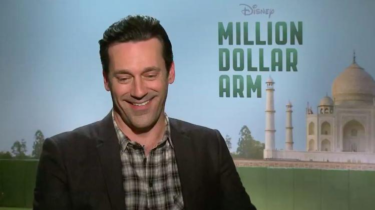 Even Jon Hamm Cried During 'Frozen'