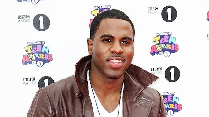 Jason Derulo BBC Radio Teen Awards