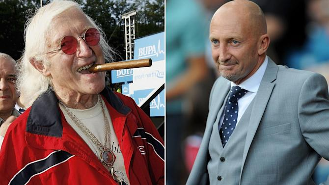 Championship - Millwall boss unhappy with Jimmy Savile 'banter'