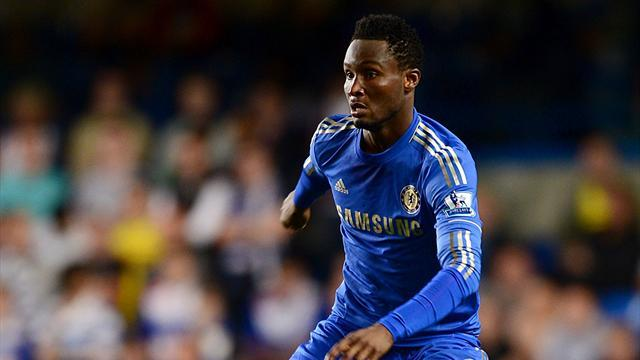 Serie A - Italian transfer gossip: Mikel linked with Napoli switch