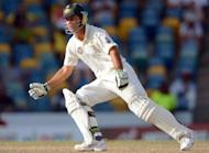 Ricky Ponting, pictured here in April, is hoping a return to the Adelaide Oval, his favoured hunting ground, will end his run of ducks against South Africa in Thursday's second Test