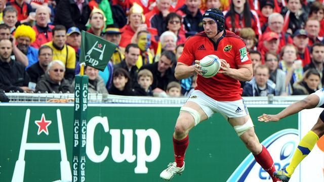 Rugby - Six uncapped players get Ireland opportunity