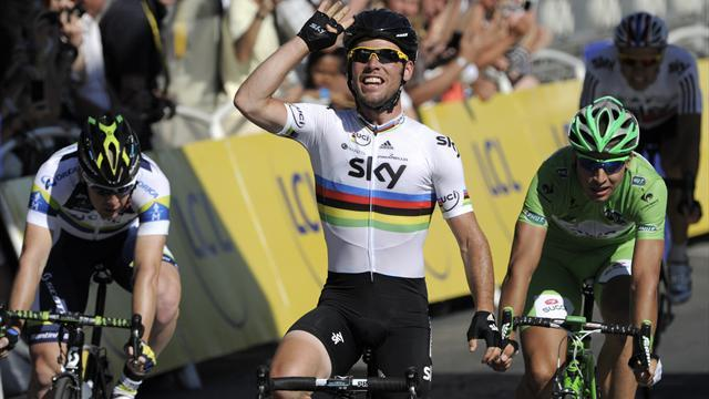 Cavendish: Bring on the Olympics