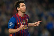Messi: Barcelona made my dream come true
