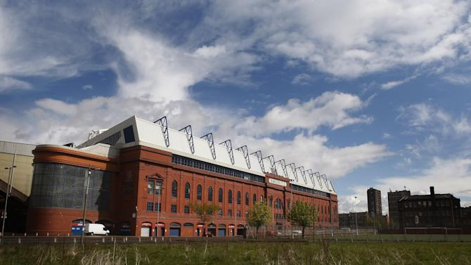 Ibrox looks set to be without top-flight football next term after Aberdeen opposed newco Ranger