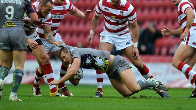Rugby League - Giants win again