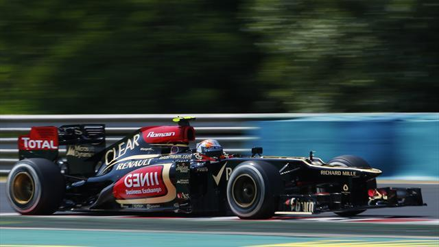 Indian Grand Prix - Lotus says it got it wrong with Grosjean