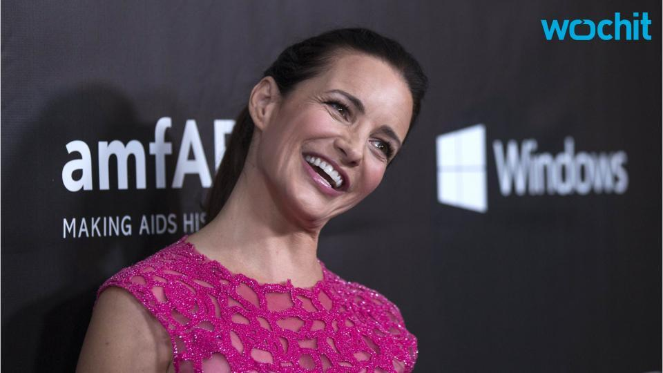 "Another Sex and the City Movie? ""We Want to Do It,"" Says Kristin Davis"