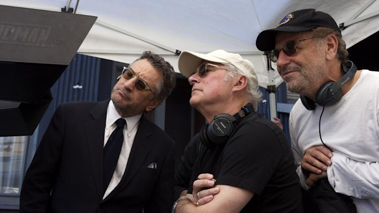 Barry Levinson Art Linson Robert De Niro What Just Happened Production Stills Magnolia 2008