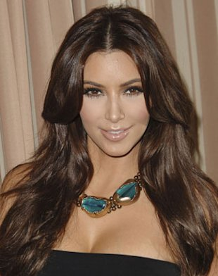 Kim Kardashian Insists She Doesn't Use Botox