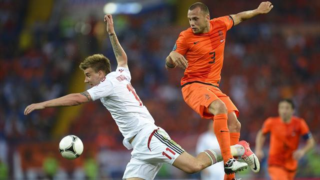 European Football - Heitinga recalled by Netherlands