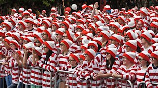 Web Site Red Flags: Part I image waldo