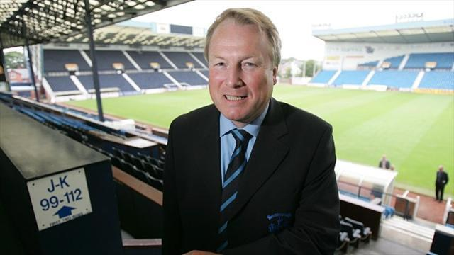 Football - Businesses want change at Killie