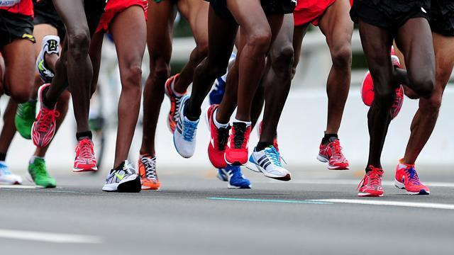 Athletics - Half marathon called off - because there wasn't enough water