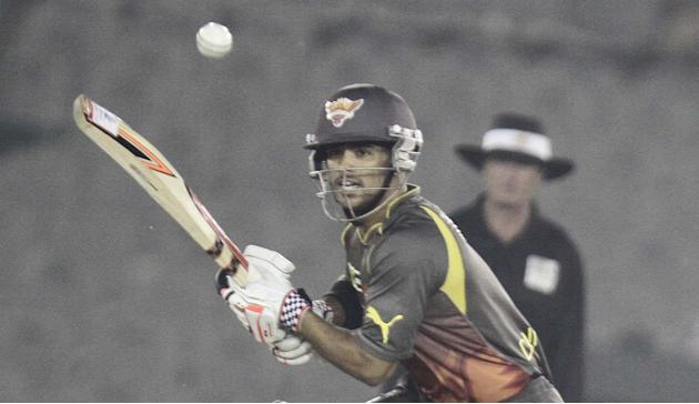 Sunrisers Hyderabad vs Trinidad & Tobago
